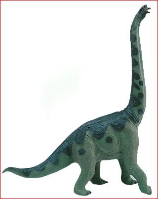 braquiossauro de brinquedo